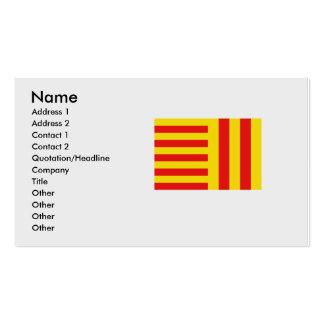 Peer, Belgium Business Card