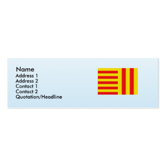 Peer, Belgium Business Card Template