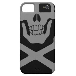 Peering Skull iPhone 5 Case