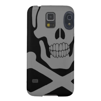 Peering Skull Cases For Galaxy S5
