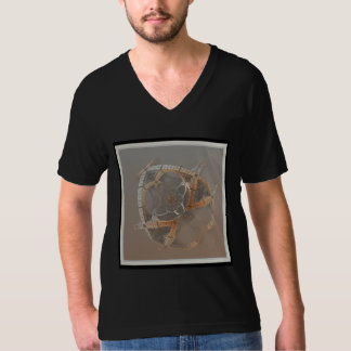 Peering through the fog T-Shirt