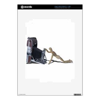 PeeringIntoVintageCamera072714 copy.png iPad 2 Skins