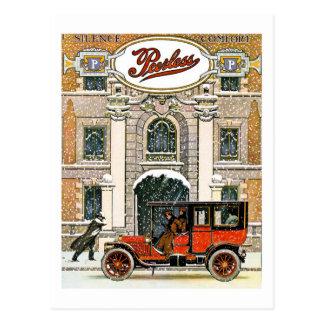 Peerless Motor Company Postcards