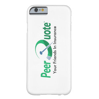 PeerQuote iPhone 6/6s Case