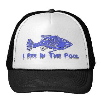 Pees In Pool Trucker Hat
