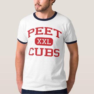 Peet - Cubs - escuela de secundaria - Conroe Tejas Remera