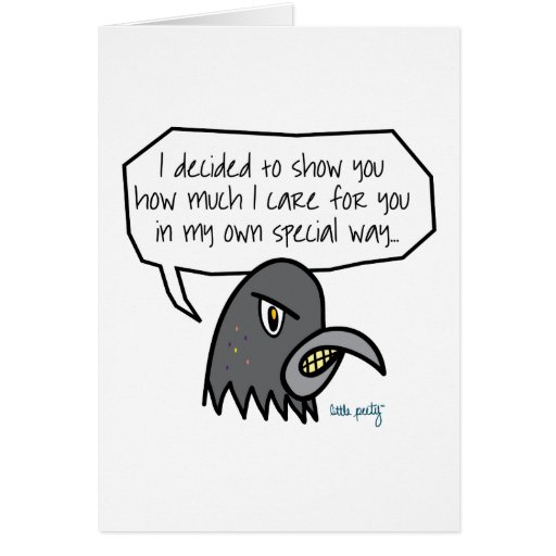 Peety dice… tarjeta de felicitación