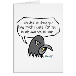 Peety Says... Card