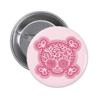 Peewee DOD - rosa Pin Redondo De 2 Pulgadas
