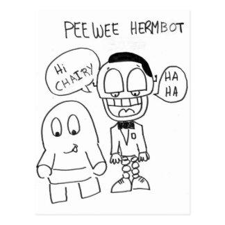 PeeWee HermBot Postal