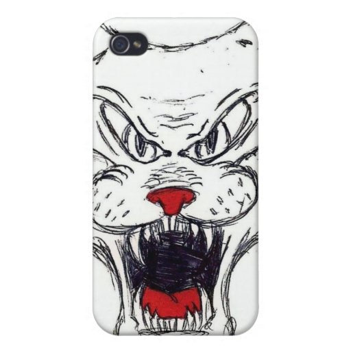 Peewee Metro Wildcats Under 12 Covers For iPhone 4