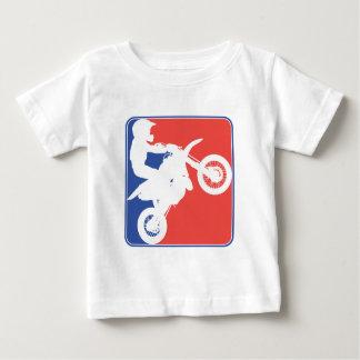 Peewee Motocross Baby T-Shirt