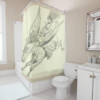 peg 2 shower curtain