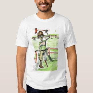 Peg Leg Jockey Shirts