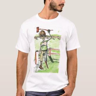 Peg Leg Jockey T-Shirt