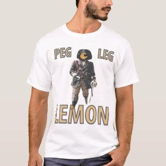 Peg-Leg-Lemon T-Shirt