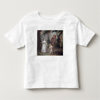 Peg Woffington as Rosalind with Celia and Touchsto T Shirt