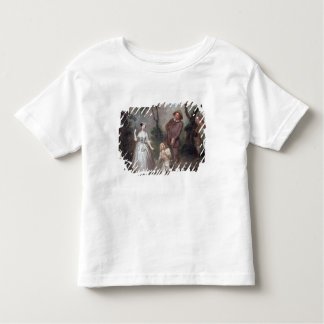Peg Woffington as Rosalind with Celia and Touchsto Toddler T-shirt