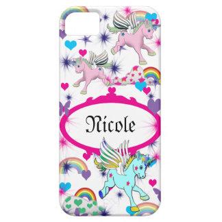 Pegacorn Love iPhone SE/5/5s Case