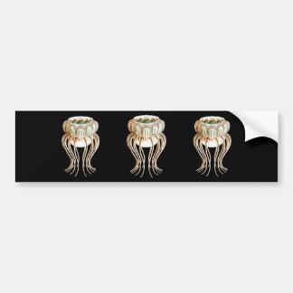 Pegantha (Jellyfish) Car Bumper Sticker