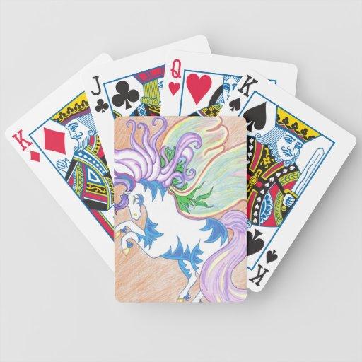Pegasi Playing Cards