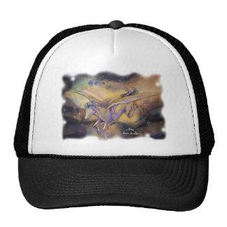 Pegaso con la nebulosa gorras de camionero