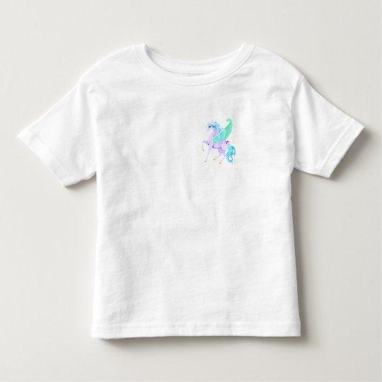 Pegasus and Unicorn Toddler T-shirt