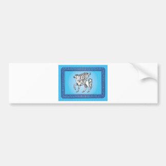 Pegasus Bumper Stickers