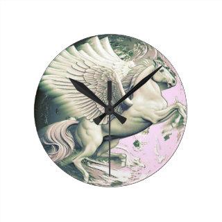 Pegasus Clocks