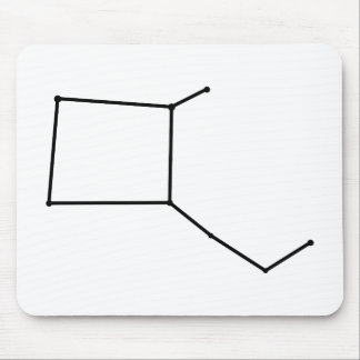 Pegasus Constellation Mousepad
