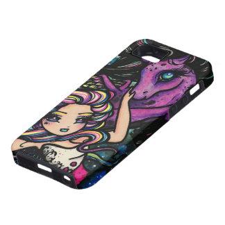 Pegasus Cosmic Star Fairy Fantasy Art iPhone iPhone SE/5/5s Case