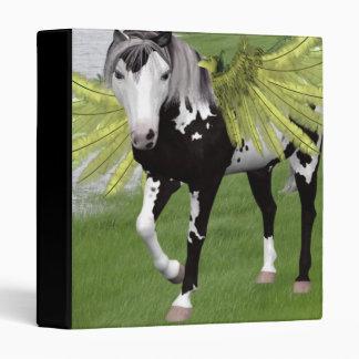 Pegasus Dreams 3 Ring Binder