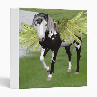 Pegasus Dreams Binder