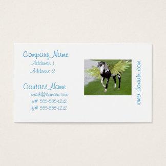 Pegasus Dreams Business Card