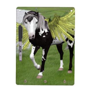 Pegasus Dreams Dry Erase Board