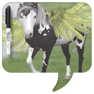 Pegasus Dreams Dry-Erase Board
