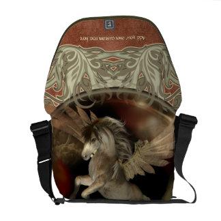 Pegasus Fantasy Art Courier Bag