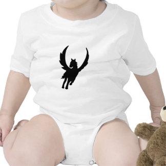 Pegasus fantasy baby bodysuit
