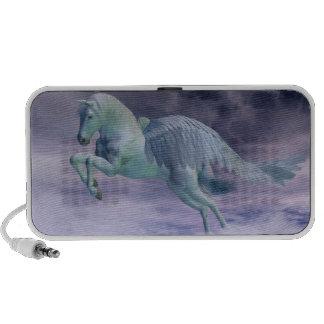Pegasus Galloping through Storm Clouds Speaker System