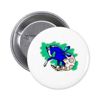 Pegasus Hatchling 1 Pinback Buttons