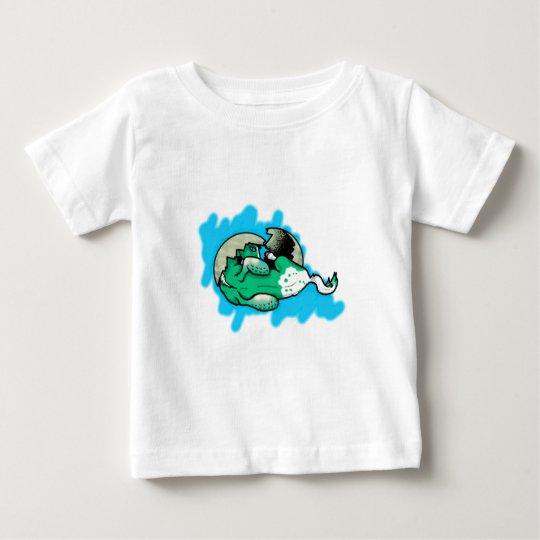 Pegasus Hatchling 2 Baby T-Shirt