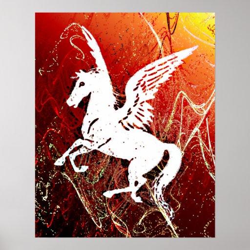 Pegasus II - Firestorm Poster