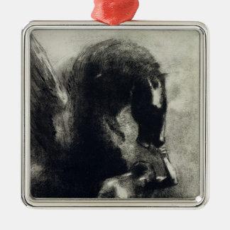 Pegasus Metal Ornament