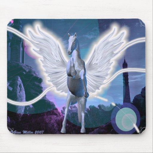 Pegasus Mouse Pad