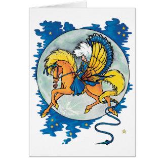 pegasus night rider cards