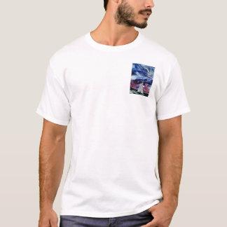 Pegasus over Castle T-Shirt