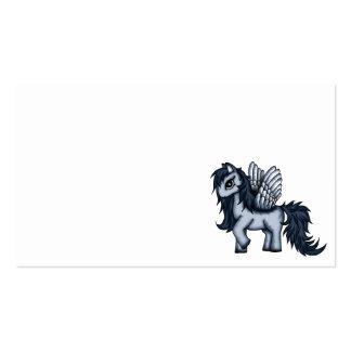 Pegasus Pony businesscards Business Cards