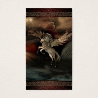 Pegasus Profile Cards