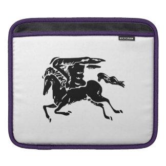 Pegasus Silhouette Sleeves For iPads