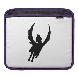 Pegasus Silhouette iPad Sleeve